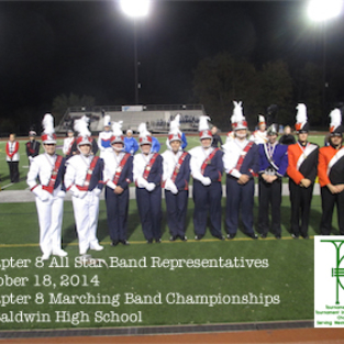 2015 TOB ALL-STAR MARCHING BAND