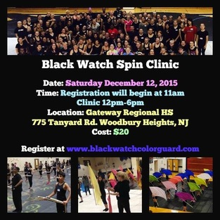 Spin Clinic 12.12.15