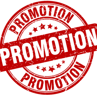 PROMOTION NEWS!